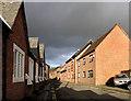 SU6089 : Goldsmiths Lane by Des Blenkinsopp