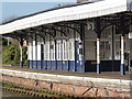 TF0645 : Sleaford Station by Alan Murray-Rust