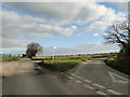 TG3905 : Road junction at Southwood by Adrian S Pye