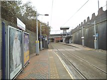 SO9596 : Tram Stop View by Gordon Griffiths