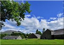NN0031 : Bonawe Historic Iron Furnace by Michael Garlick