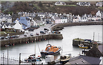 NW9954 : Portpatrick on Christmas Day - 2014 (2) by The Carlisle Kid