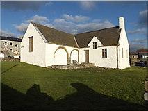 SC2667 : The Old Grammar School , Castletown by Richard Hoare