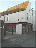 TR3752 : Former premises of Sara's Chocolates, 71 Middle Street by John Baker