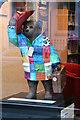 "TQ3381 : ""Patchwork Paddington"", Paddington Bear, Childline by Oast House Archive"