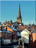 SO6024 : Ross-on-Wye townscape by Jonathan Billinger