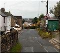 SO5712 : Joyford Hill descent ahead, Joyford by Jaggery