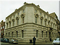 TA0928 : Former bank on Silver Street by Stephen Craven