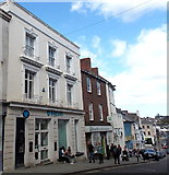 SM9515 : Barclays Bank in Haverfordwest by Jaggery