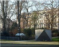 TQ2679 : Grounds, Natural History Museum, London by David Hallam-Jones