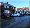ST3090 : Frosty Pinewood Close, Malpas, Newport by Jaggery