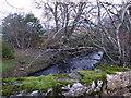 NJ5924 : Downstream Gadie Burn by Stanley Howe