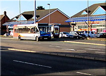 ST3090 : Trevethin bus in Malpas, Newport by Jaggery