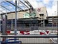 SJ8499 : Manchester Victoria Station Refurbishment (January 2015) by David Dixon