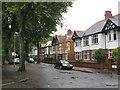 SJ8492 : Lyndhurst Road, West Didsbury by Stephen Armstrong