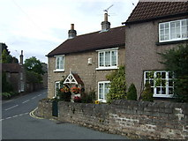 SK5276 : Cottage on Worksop Road, Whitwell by JThomas
