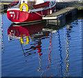 J5081 : Yacht, Bangor Marina by Rossographer