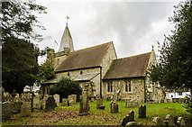 TQ7924 : St James the Great church, Ewhurst Green by Julian P Guffogg