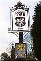 SP2073 : The Orange Tree (2) - sign, Warwick Road, Chadwick End, near Solihull by P L Chadwick