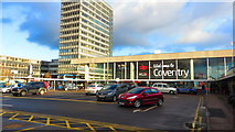 SP3378 : Station Square, Coventry by John Brightley