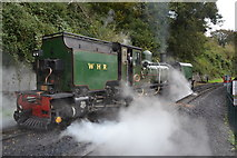 SH4862 : Engine No 143 by Keith Evans