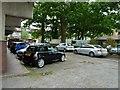 TQ0564 : Addlestone: Pandrol Building, Station Road by Michael Garlick