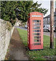 ST5424 : Red Telephone Box, Podimore by Rossographer