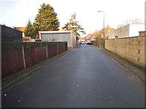 TQ2087 : Park Road, Kingsbury by David Howard