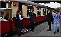 TQ4023 : The Bluebell Railway:  The Wealden Rambler by Michael Garlick