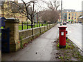 TL4557 : Brooklands Avenue postbox ref CB2 3 by Alan Murray-Rust