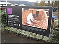 SD4097 : Sign at Windermere Steamboat Museum by Graham Robson