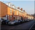 SO8555 : On-street parking, Northfield Street, Worcester by Jaggery