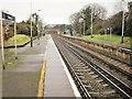 SU4410 : Sholing railway station, Hampshire by Nigel Thompson