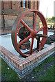 SK2625 : Claymills Victorian Pumping Station - work in progress by Chris Allen