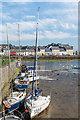 M2924 : Claddagh Quay by Ian Capper