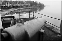 SD4578 : Arnside from the telescope by Andy Stephenson