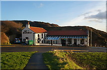 TA0390 : Old Scalby Mills public house, Scalby Mills, Scarborough by Ian S