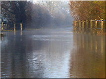 SK5815 : Flooding along Slash Lane, Mountsorrel by Mat Fascione