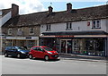ST9387 : Bicycle shop in High Street, Malmesbury by Jaggery