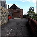 ST9386 : Town Forge, Malmesbury by Jaggery