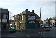 SE2419 : Post Office, Thornhill Lees by JThomas