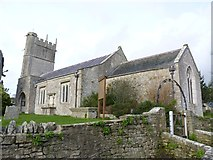 SY6085 : St Peter's Church, Portesham by Becky Williamson