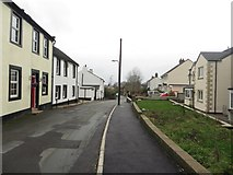 NY0130 : Residential Street, Low Seaton by Graham Robson