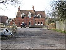 SU5186 : Upton & Blewbury railway station (site), Oxfordshire by Nigel Thompson