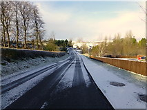 H4277 : Mountjoy Road, Tattraconnaghty by Kenneth  Allen