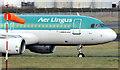 J3775 : EI-CVA, George Best Belfast City Airport (January 2015) by Albert Bridge