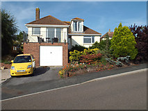 SX9473 : No.12 Alandale Road, Teignmouth by Robin Stott