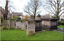 TQ2976 : St Paul, Rectory Grove - Churchyard by John Salmon