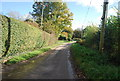 TG0610 : Church Rd by N Chadwick