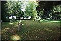 TG0610 : Graves, Church of All Saints' by N Chadwick